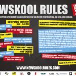 NEWSKOOL RULES