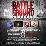 Battle Ground Monday