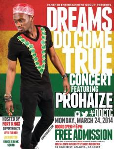 Dreams Do Come True Concert