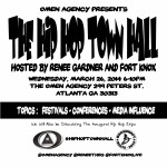 Hip Hop Town Hall March 2014